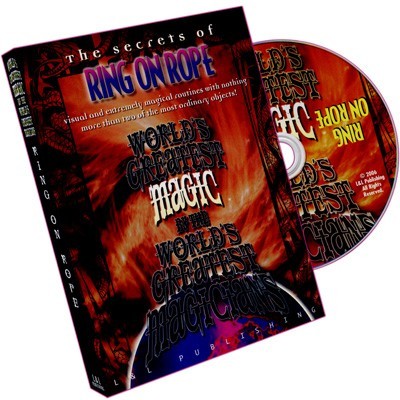Ring on Rope (World's Greatest Magic) | DVD