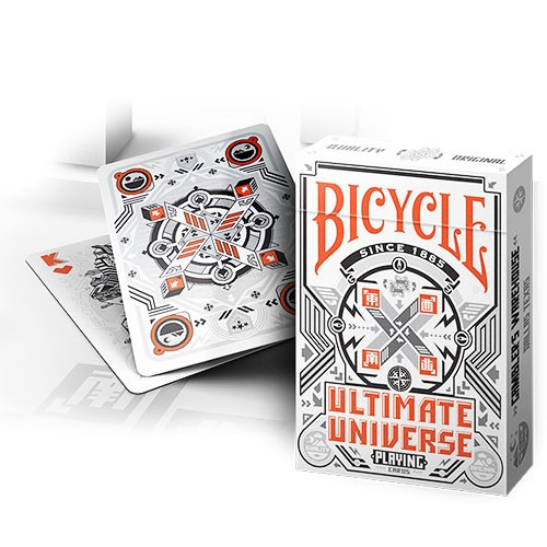 Bicycle - Ultimate Universe - White