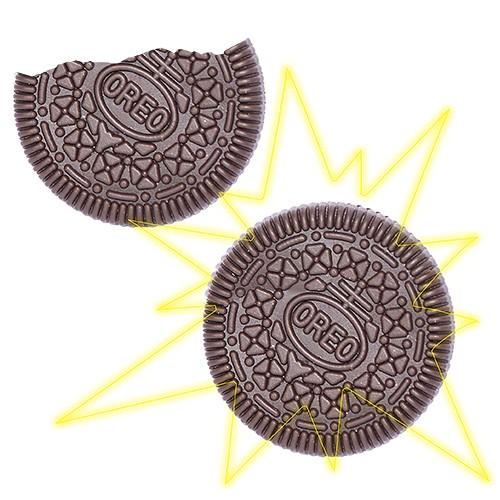 Folding Cookie - Faltkeks (Oreo-Version)