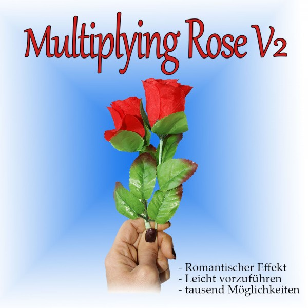 Multiplying Rose V2 bei Zaubershop-Frenchdrop
