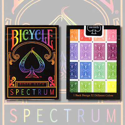 Bicycle - Regenbogendeck - Spectrum | Spielkarten