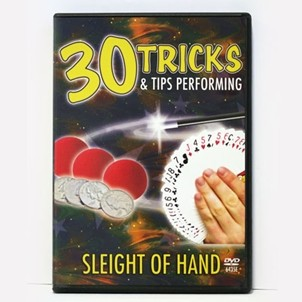 30 Tricks & Tips-Sleight of Hand