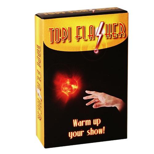 Topi Flasher - Mit Feuer und Blitz zaubern - Feuerzauber