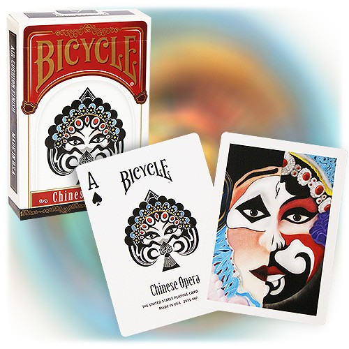 Bicycle - Chinese Opera