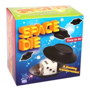 Weltraumwürfel - Space Die bei Zaubershop-Frenchdrop