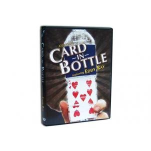 Appearing Card In Bottle - Karte in Flasche DVD