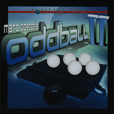 Odd Ball 2 (DVD and Gimmicks) by Marc Oberon