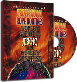 Professional Rope Routines (World's Greatest Magic) | DVD