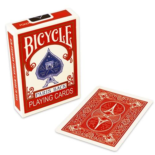 Bicycle - Paris - blue back