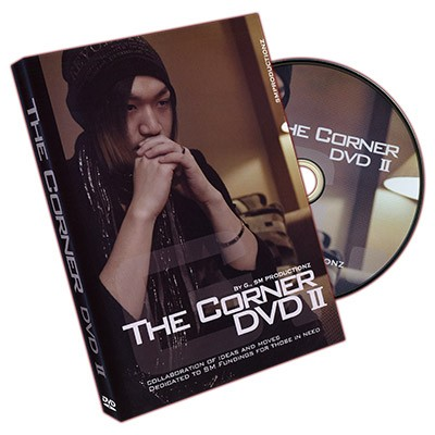 The Corner DVD Vol.2 by G and SM Productionz