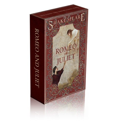 Bicycle - Romeo and Juliet - Brown Case
