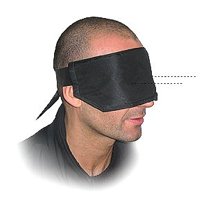 Röntgenaugen - See Through Blindfold