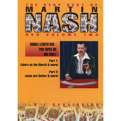 Very Best of Martin Nash L & L Publishing Volume 2