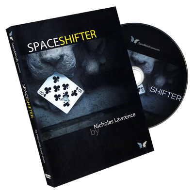 Space Shifter by Nicholas Lawrence and SansMinds bei Zaubershop Frenchdrop