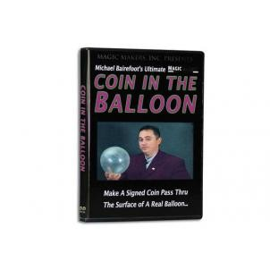 Coin In The Balloon - Münze in Ballon