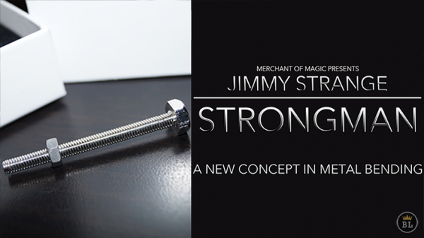 Strong Man by Jimmy Strange