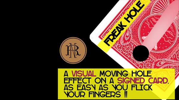 Freak Hole by RN Magic Ideas DOWNLOAD