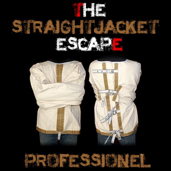 Zwangsjacken Entfesselung - Straightjacket Escape