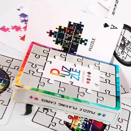 Puzzle Deck by JL Playingcards - Spielkarten