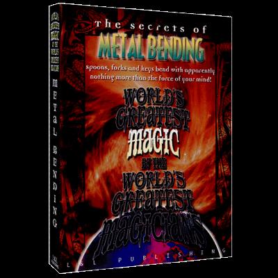 Metal Bending | Metal biegen by LLPub jetzt bei Zaubershop Frenchdrop