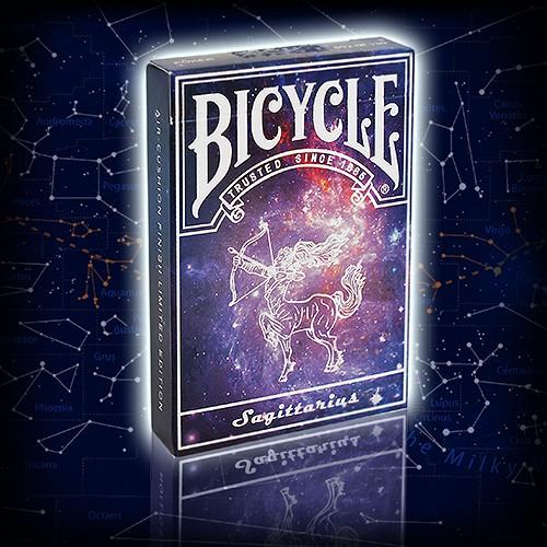 Bicycle Constellation Series - Sagittarius - Sternzeichen Schütze