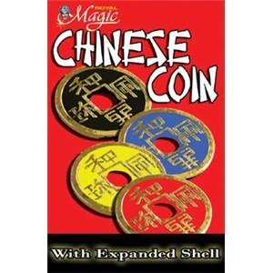 Chinesische Münze mit Shell