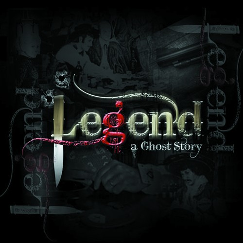 Legend - A ghost Story by Steve Fearson
