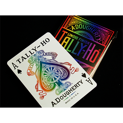 Spectrum Tally Ho Deck by US Playing Card Co.