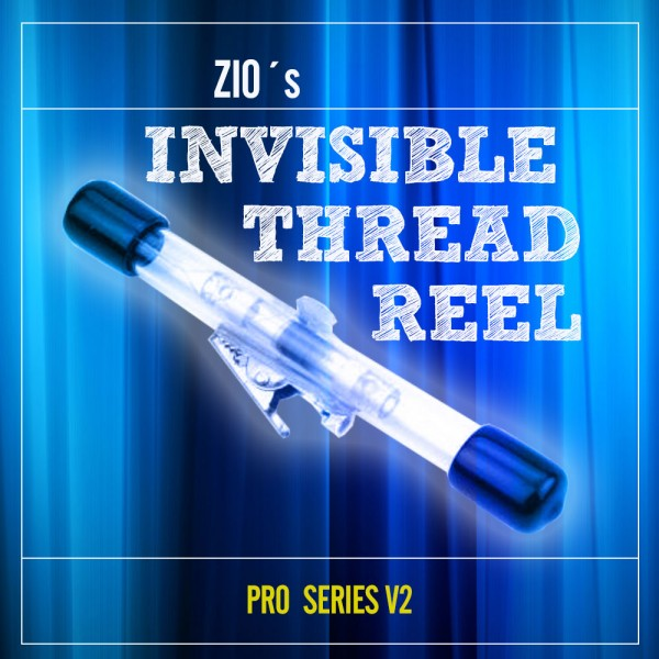 Invisible Thread Reel - Pro series V2