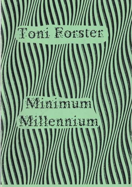 Minimum Millenium Toni Forster Zauberbücher bei Zaubershop Frenchdrop