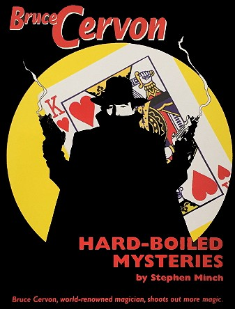 Hard-Boiled Mysteries by Stephen Minch