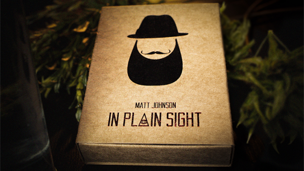 In Plain Sight (Gimmick and Online Instructions) by Matt Johnson bei Zaubershop-Frenchdrop