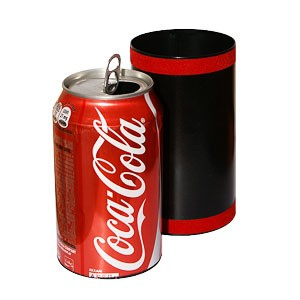 Coke can vanishing by Bazar De Magia