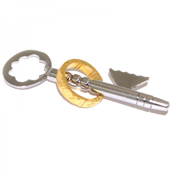 Key and Ring Mystery | Zaubertrick bei Zaubershop Frenchdrop
