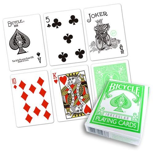 Bicycle - Irregular Cards