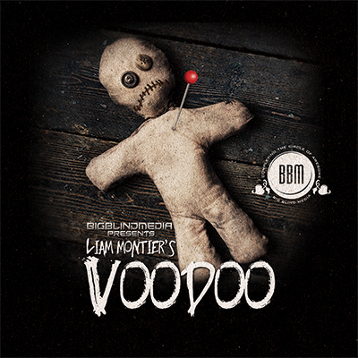 Liam Montier's Voodoo (DVD and Gimmicks)