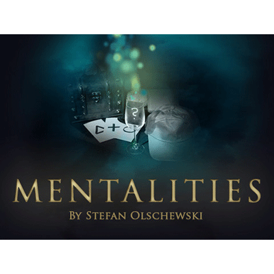 Mentalities By Stefan Olschewski - 2 DVD Set
