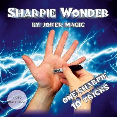Sharpie Wonder bei Zaubershop Frenchdrop