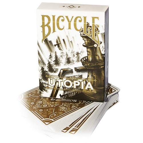 Bicycle - Utopia - White