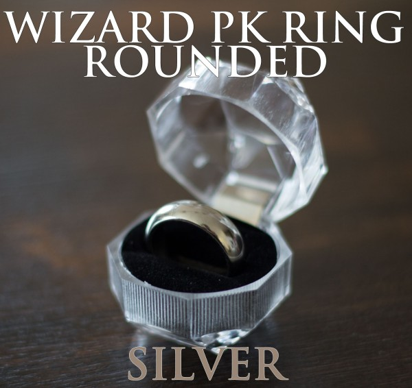 "PK Ring Modell ""Wizard Rounded"" 20mm"