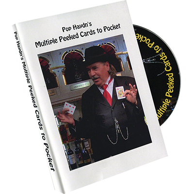 Pop Haydn's Multiple Peeked Cards to Pocket