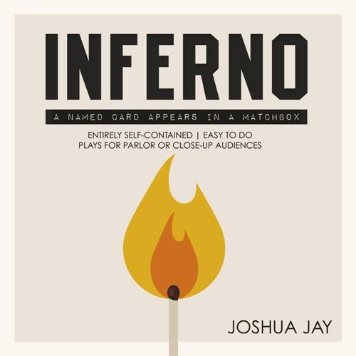 Zaubertrick Infero von Joshua Jay jetzt alles wichtige bei Zaubershop-Frenchdrop