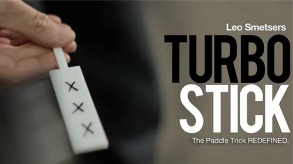 Turbo Stick by Richard Sanders - Zaubershop Frenchdrop