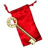 Golden Key Zaubertrick bei Zaubershop Frenchdrop