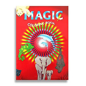 Magic Coloring Book - Large bei Zaubershop-Frenchdrop