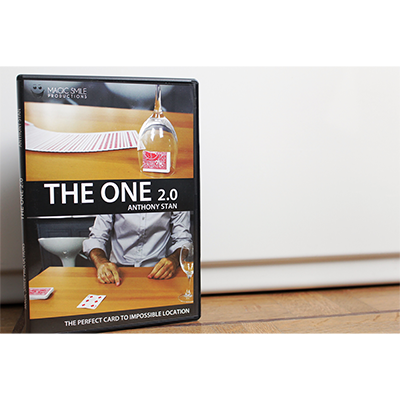 The One 2.0 (DVD and Gimmick) by Anthony Stan