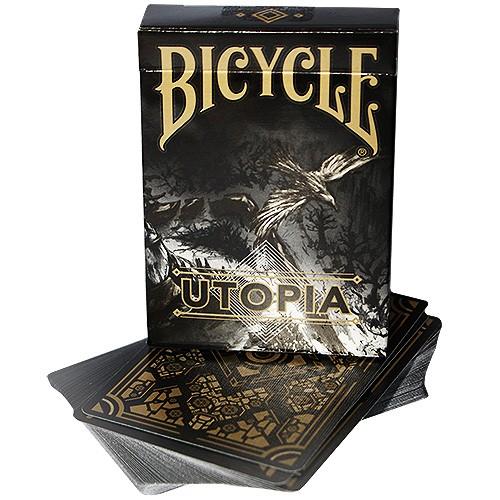 Bicycle - Aves 2 - Black case