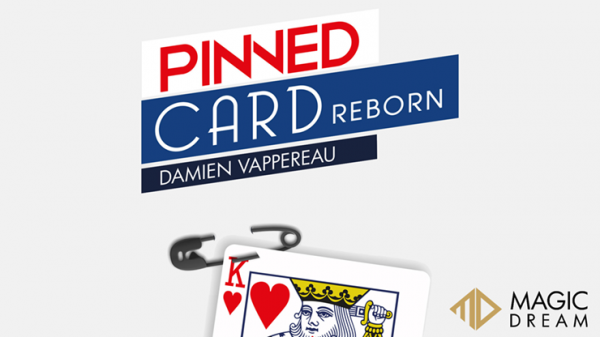 Pinned Card Reborn bei Zaubershop Frenchdrop