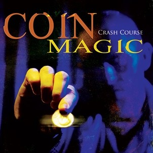Zauber Crash Kurs mit Münzen - Coin Magic Crash Course DVD