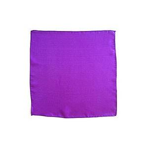 Seidentuch zum Zaubern - violett - 12 in./ca. 30cm